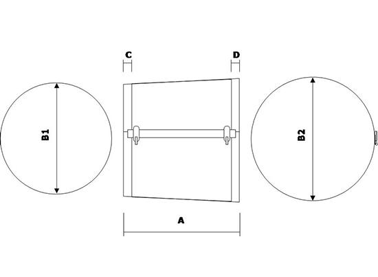 mazzetti crivello calibratore conico prev